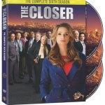 The Closer Sixth Season Now on DVD
