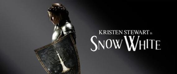 snow white Kristen stewart