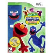 Ready, Set, Grover Wii Game