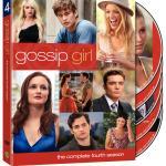 Gossip Girl Season Four Now Available on DVD