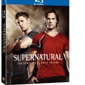 supernatural seasonsix dvd