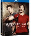 Supernatural Season Six on DVD: Brothers United