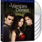 Vampire Diaries Season Two Gag Reel on DVD