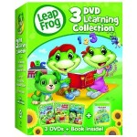 Leap Frog 3 DVD Learning Collection