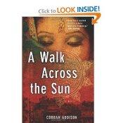 A Walk Across the Sun book