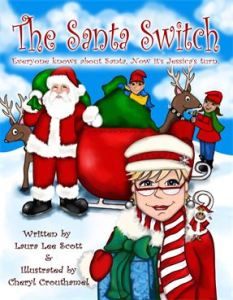 santa switch Christmas stories