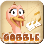 Gobble-A Thanksgiving story  (an IOS enhanced e-book found on the Apple iTunes store) By Hub Creations