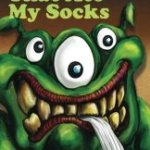 The Monster That Ate my Socks by A.J.Cosmo Children's book review