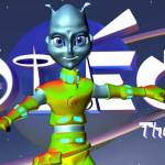 Aoleon The Martian Girl Part two The Luminess of Mars –