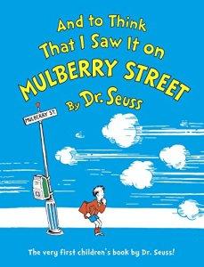 Dr Seuss's first book