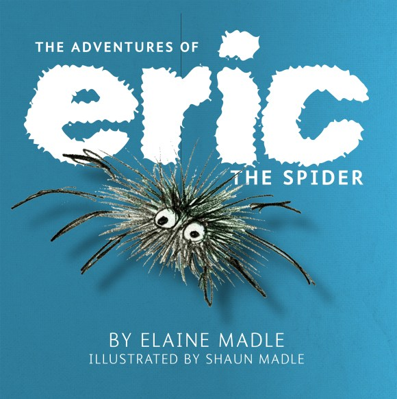 Eric the spider a picture book by elaine madle book room reviews ebook madle cover 28 fandeluxe Gallery