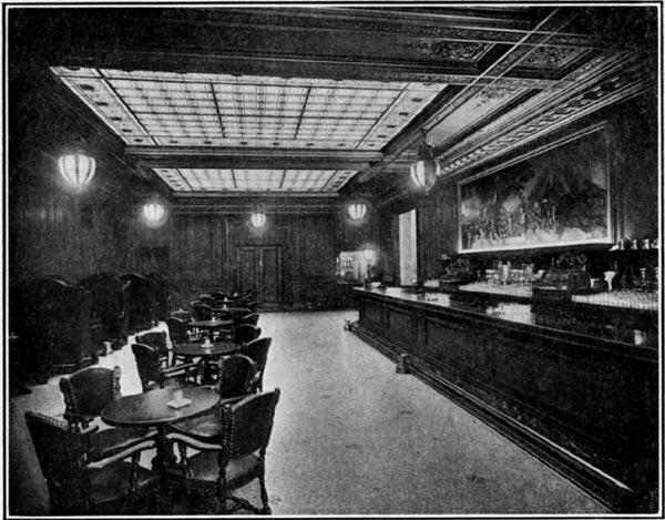 A Hotel Bar (1913)