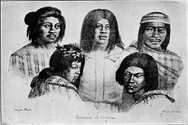 Natives of California (1816)