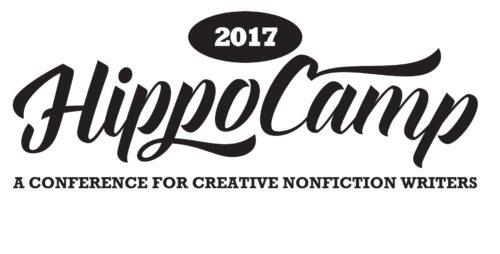 hippocamp 2017 t-shirt design playful cursive font with 2017 above