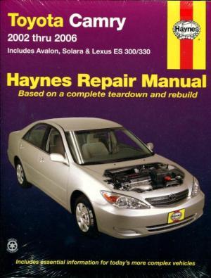 Service manual [Download Car Manuals 2000 Toyota Avalon Free Book Repair Manuals]  2000 Toyota