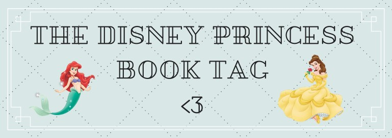 The disney princess book tag-3
