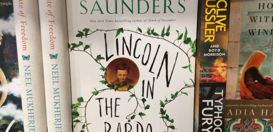 reading lincoln in the bardo