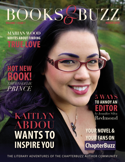Books & Buzz Magazine, March 2019, Volume 1 Issue 7