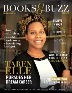 Books & Buzz Magazine, June 2019, Volume 1 Issue 10