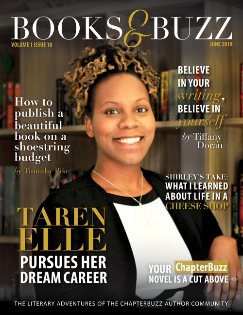 Books & Buzz Magazine, June 2019, Volume 1 Issue 10
