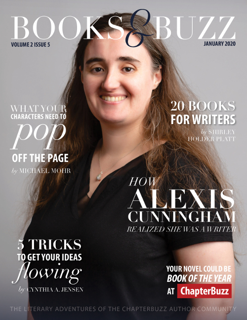 Books & Buzz Magazine, January 2020, Volume 2 Issue 5