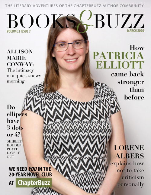 Books & Buzz Magazine, March 2020, Volume 2 Issue 7