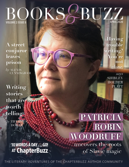 Books & Buzz Magazine, April 2020, Volume 2 Issue 8
