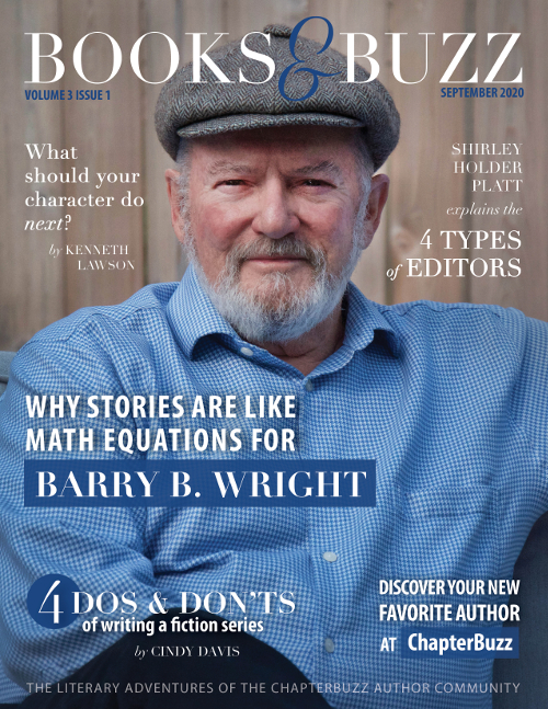 Books & Buzz Magazine, September 2020, Volume 3 Issue 1