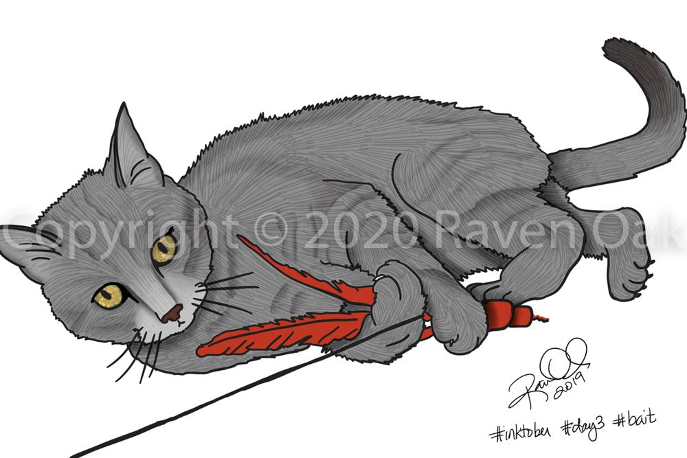 Bait by Raven Oak.
