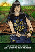 Ida, Before the Hammer, by Raven Oak