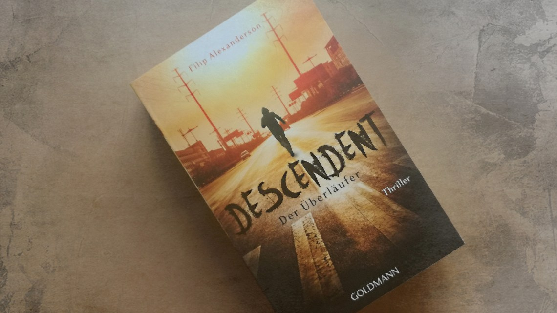 [Rezension] Filip Alexanderson – Descendent