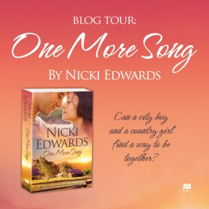 One More Song Blog Tour