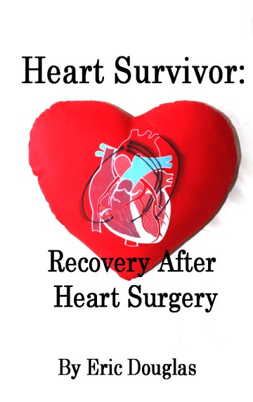 heart survivor book cover