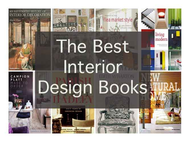 The Best Interior Design Books Of All Time   Share