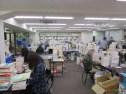 2016年4月13日 査定・検品部門の作業風景
