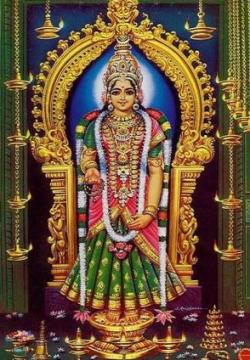 Kanyakumari Bhagawati Durga