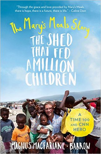 The story of Mary's Meals, and its founder and CEO Magnus MacFarlane-Barrow. Read the inspiring true story of God calling and equipping a shy Scottish salmon farmer, to feed over 1 million children each day.