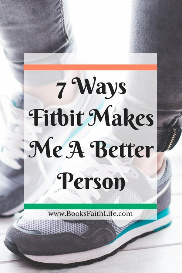 Fitbits are amazing for getting steps, encouraging exercise, and losing weight. Here are some unexpected ways a Fitbit can made you a better person.