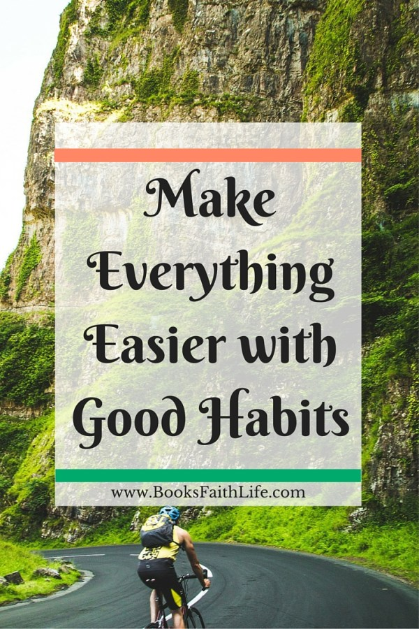 How do you form good habits? Habits don't magically appear out of repetition. Bad habits and good habits alike are built in three simple steps.