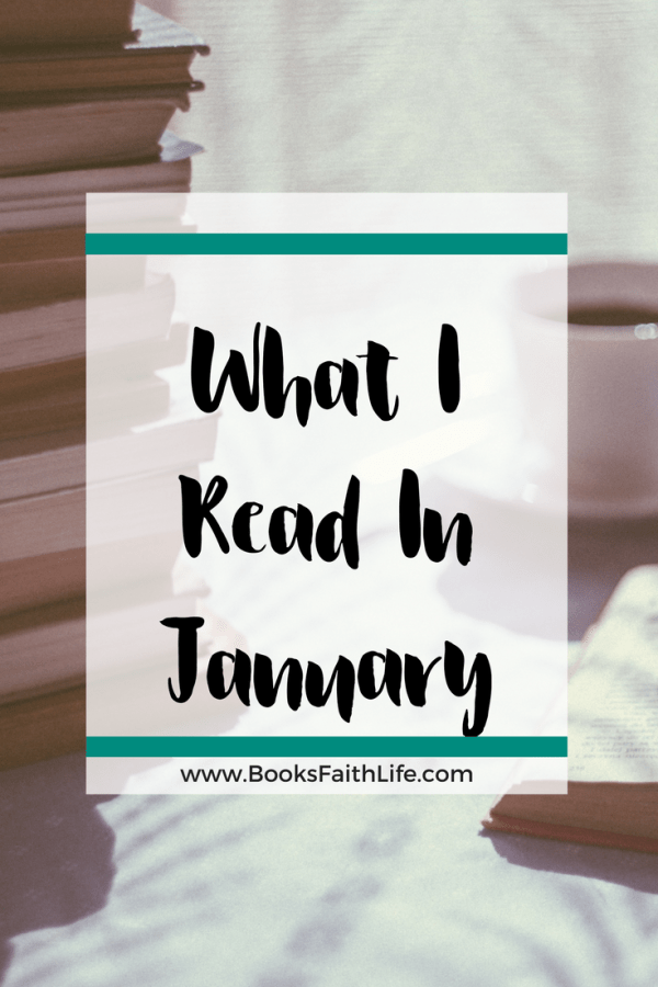 Here are some things I read in the last month. I'm also tracking everything I read in 2018 (the good, the bad, the weird, don't judge me) on my brand-new Goodreads account.