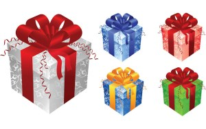 gift boxes templates vector 300x188 Its a party....