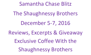 %name Winners of the Samantha Chase Blitz Giveaway....was it you?
