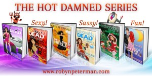 hot damned series new 300x150 Coffee With Robyn Peterman