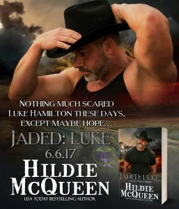 jaded graphic web 257x300 Have you met Luke? This is one cowboy you dont want to miss!