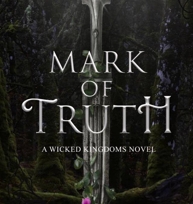 Happy book Birthday Mark of Truth by Graceley Knox