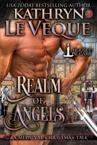 KathrynLeVeque RealmofAngels800 200x300 The Nutcracker Reimagined Book Birthday  Day 3 Reviews and Giveaways