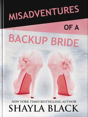 Misadventures of a Backup Bride Blog Tour