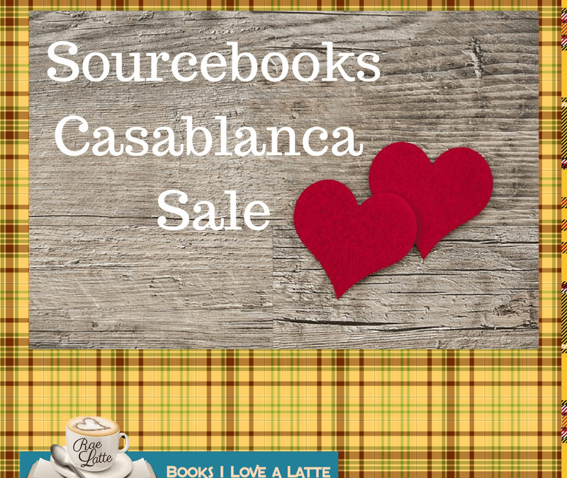 Sourcebooks Casablanca E-Book Sale