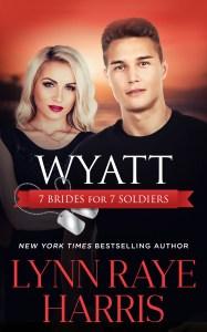 Wyatt 1450 187x300 Wyatt by Lynn Raye Harris Blog Blitz