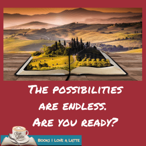 The Possibilities... 300x300 Your Bookcation is Waiting